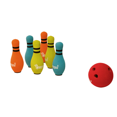 Игра «Боулинг»