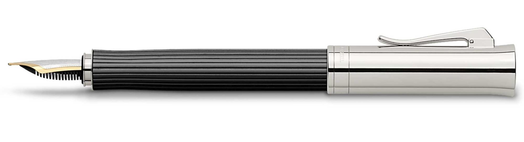 Перьевая ручка Intuition Platino Wood Ebony