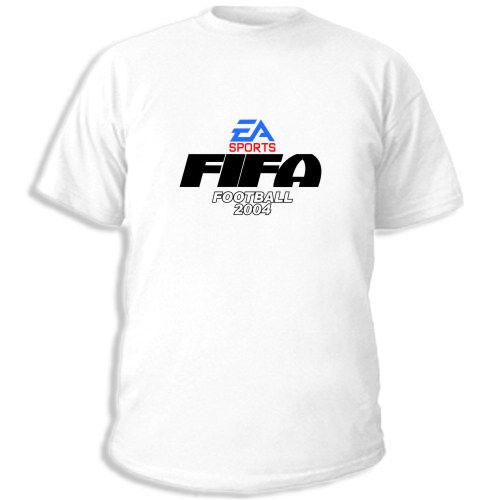Футболка FIFA 2004