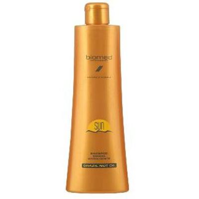 Деликатный шампунь для тела и волос