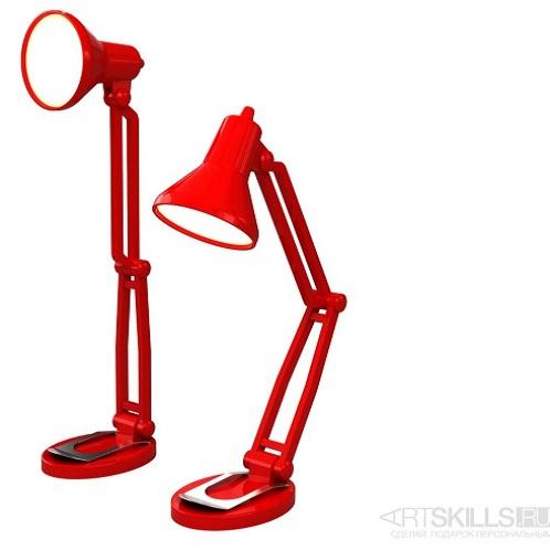 Мини-лампа для чтения Tiny Tim (красная)