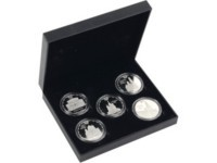 Подарочный набор медалей «Кремль»