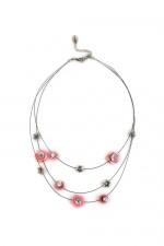 Ожерелье Цветочная нежность