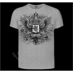 Мужская футболка Герб России