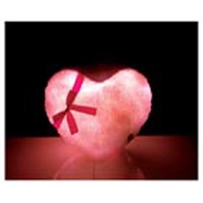 Подушка «Пылающее сердце»
