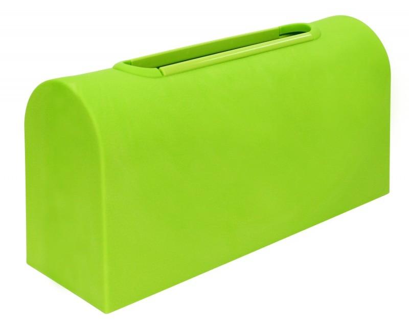 Держатель для бумажных салфеток Tunell, зеленый