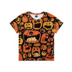 Детская 3D-футболка Тыковки