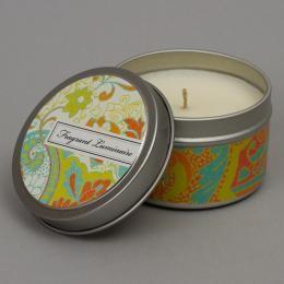 Подарочная арома-свеча Santika