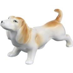 Декоративная фигурка Рыжая собачка