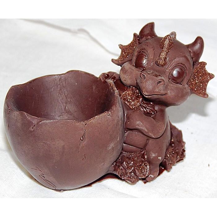 Фигурка из шоколада «Дракончик №2»