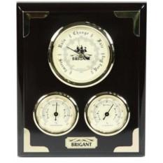 Барометр-метеостанция BRIGANT: термометр, гигрометр