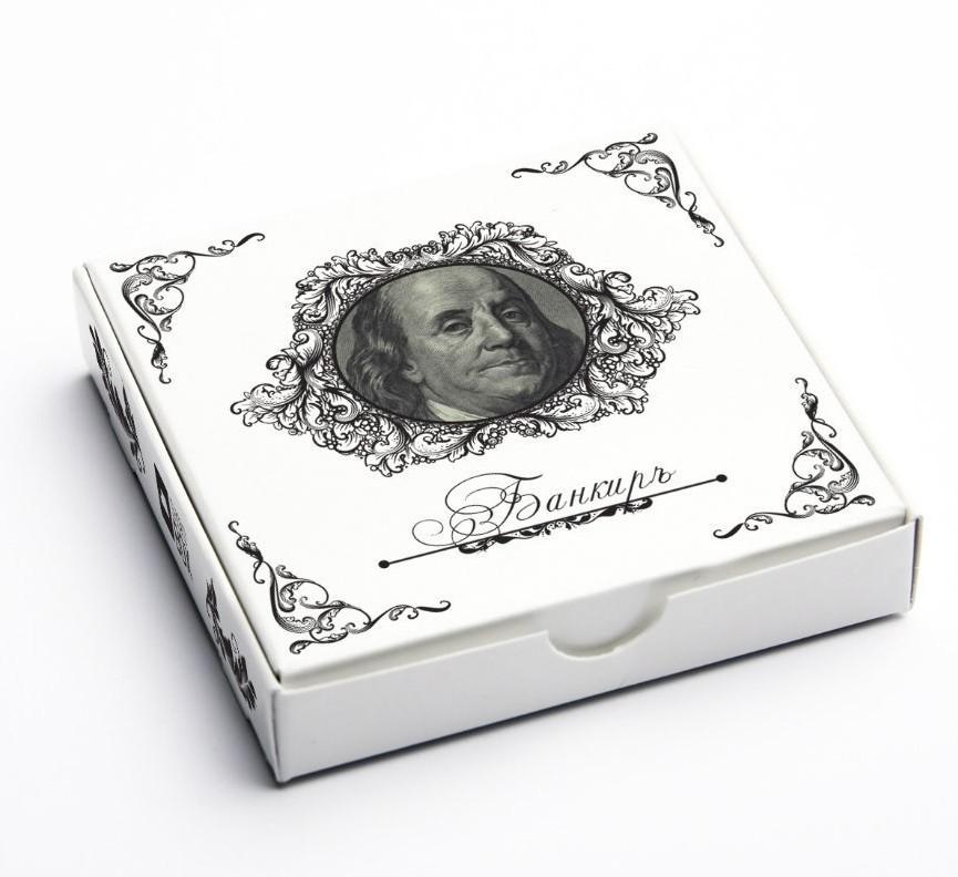 Шоколадный мини-набор Банкиръ