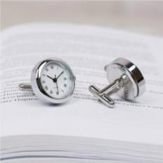 Запонки Часы