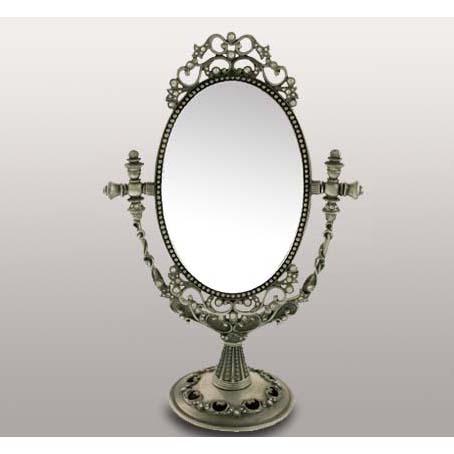 Зеркало настольное(17*18см)
