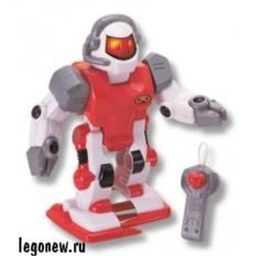 Игрушка-робот на пульте управления Keenway (цвет - красный)