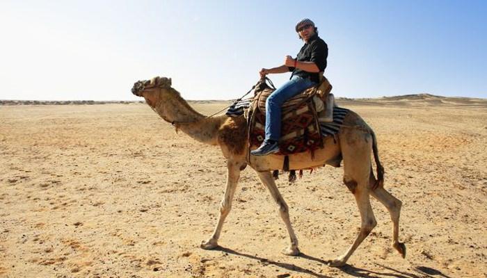 Подарочный сертификат на базовый курс выживания Пустыня