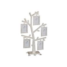 Фоторамка-дерево на 5 фото