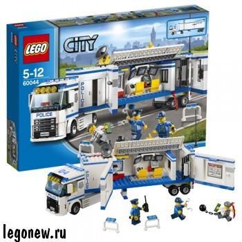 Конструктор Выездной отряд полиции Lego