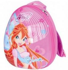 Рюкзак с пластиковой фронтальной стороной Travel