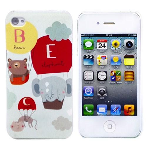 Чехол для iPhone 4(4S) «Candy»