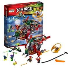 Конструктор Lego Ninjago Вертолет Ронина
