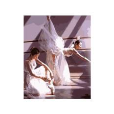 Картины по номерам «Балет»