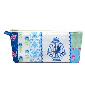 Пенал Bird Cage Chintz (синий)