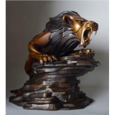 Скульптура Лев из Берберии