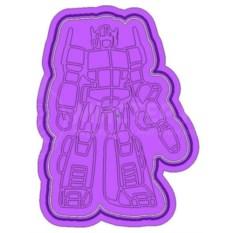 Форма для печенья Transformers Optimus Prime