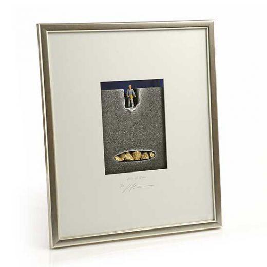 3D-картина «Золотоискатель»