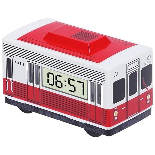 Ездящий будильник «Трамвай»