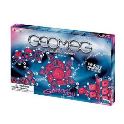 Конструктор Geomag Glitter