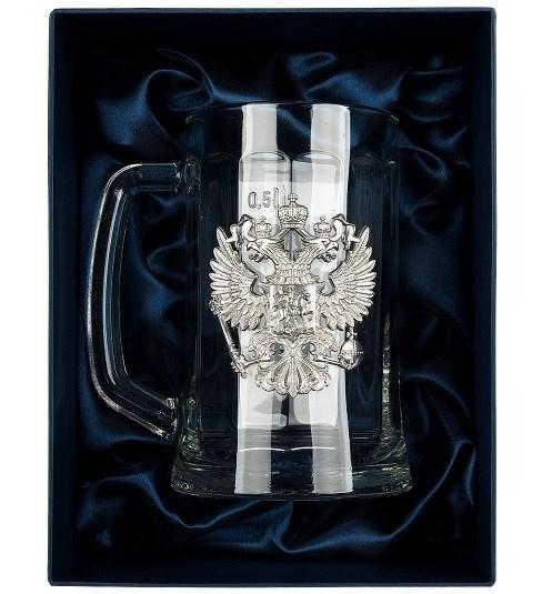 Пивная подарочная кружка «Держава-2»