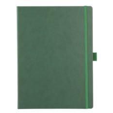 Зелёная записная книжка Freenote Big в линейку