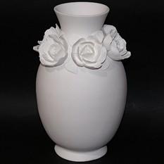 Фарфоровая ваза Роза