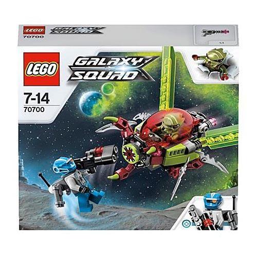 Конструктор LEGO Galaxy Squad Космический инсектоид