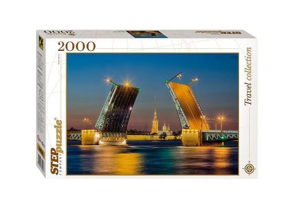 Мозаика-пазл  Санкт-Петербург