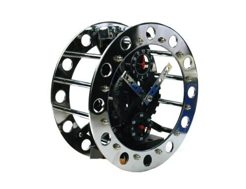 Шестереночные часы Gear Сlock