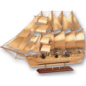 Модель корабля J.S.ELCANO