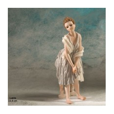 Коллекционная фарфоровая статуэтка Luana