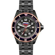 Мужские механические часы Спецназ Штурм С8294167-1612