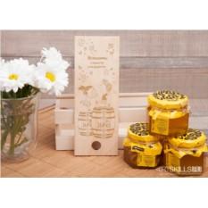 Мини-набор мёда Сладости для радости