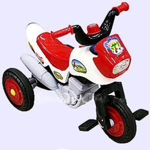 Педальный мотоцикл, Berg