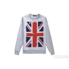 Толстовка «Британский флаг»