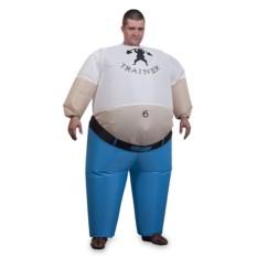 Надувной карнавальный костюм Спортсмен