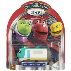 Паровозик Chuggington Тут