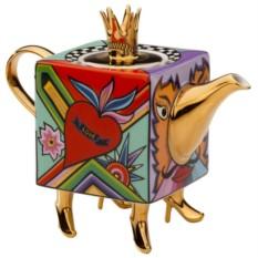 Дизайнерский чайник АртДеко