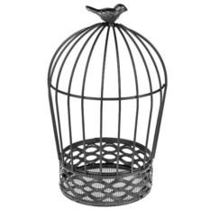 Подсвечник Птичка на клетке