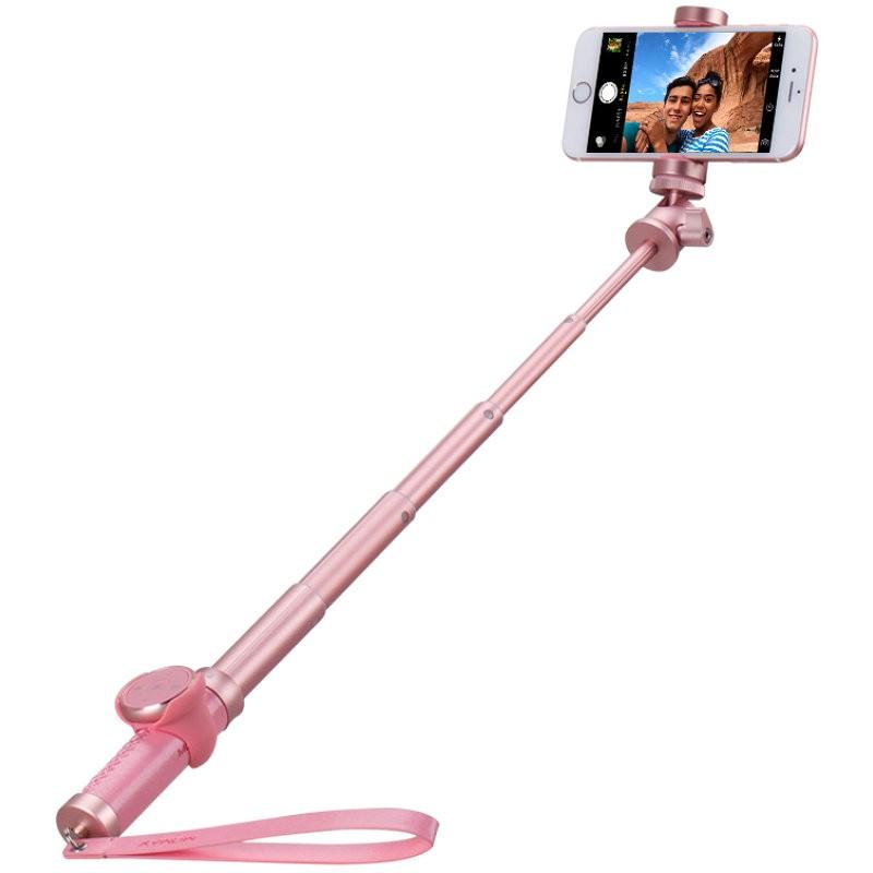 Селфи-монопод MOMAX Selfie PRO с мини-штативом