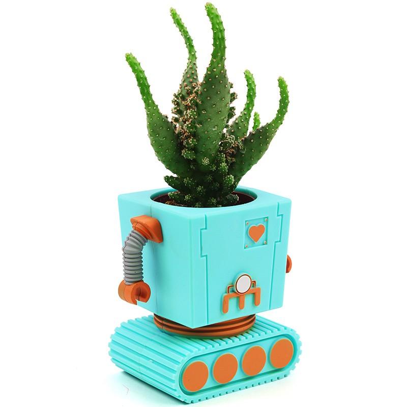 Цветочный горшок Planterbot